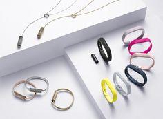 Fitbit Got a Sleek New Look via Brit + Co