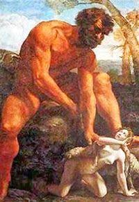 ANTEDILUVIANA: Ángeles Caídos, gigantes y los Nefilim