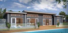 Skagen - House Plans New Zealand   House Designs NZ
