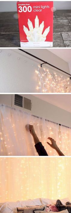 17 Top DIY Home Decor for Small Apartments https://www.futuristarchitecture.com/28217-diy-home-decor-small-apartments.html #cheaphomedesign #homedecoratingprojects #DIYHomeDecorCurtains