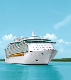 Royal. Freedom of the Seas :D I can't wait for our cruise<3