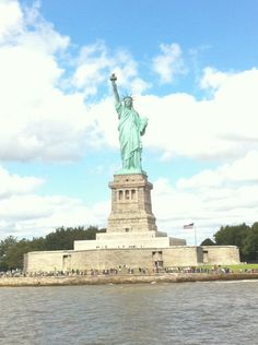 Statue of Liberty #travel #newyork #ladyliberty #statueofliberty