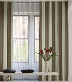 Family Room curtains to go over sliding doors
