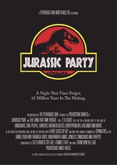 Jurassic Park Megalodon Sign By Utd7 Cut Outs Parken