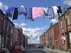 Washing, Leeds
