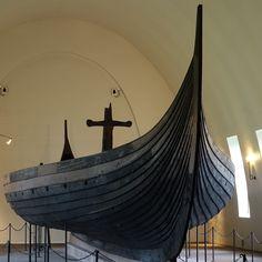 oslo   norge   bygdøy   vikingskipsmuseet   gokstadskipet