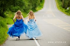 To Do: Prom Dress Hike with Tanya