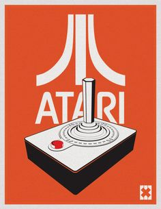 Atari-I won one for selling the most candy in elementary school!