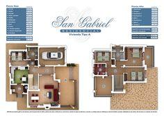 Residencial San Gabriel - Estudio 3D