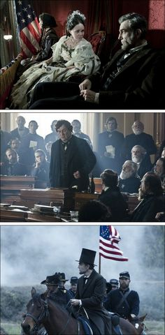 Lincoln -good movie but don't think he cursed like that