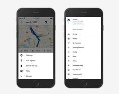 Google Maps para iOS recebe Histórico de localização