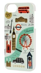 Rifle Paper Co. London Map iPhone 5 cases now in the sale at Northlight