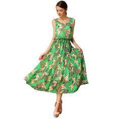 Plusminus Women Printed Sleeveless Chiffon Long Dresses For Girl Size 8 Green PlusMinus Co. http://www.amazon.com/dp/B00JZGC59O/ref=cm_sw_r_pi_dp_EyrWtb12JFDXHA1K