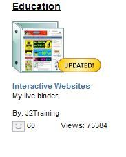 Top 20 LiveBinders you should not Miss ~ Educational Technology and Mobile Learning