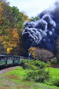 Wild and Wonderful West Virginia- Cass Railroad