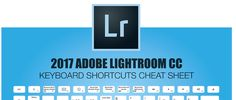 2017 Adobe Lightroom Keyboard Shortcuts Cheat Sheet - Make A Website Hub