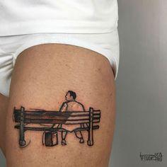 Forrest Gump Tattoo