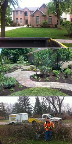 Horacio Garcia provides landscaping, mulching, tree cutting, lawn maintenance, as well as snow and stump removal services. He also does retaining walls, sidewalks, patios and more.
