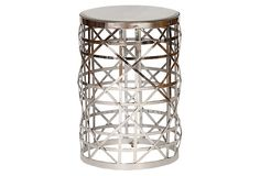 William and Harrel Christopher Accent Table