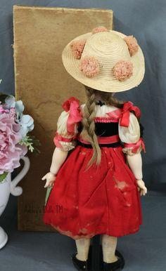 Antique-Kammer-Reinhardt-403-Walker-Doll-18-IN-ORIGINAL-BOX-COSTUME from ashleysdollsandantiquities on Ruby Lane