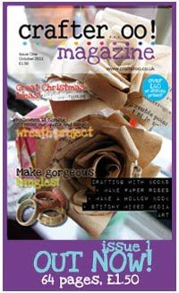 new craft magazine only £1.50 #magazine #zine #crafting  please buy and download a copy today!