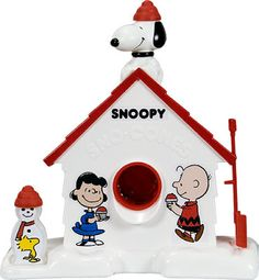 Snoopy Snow Cone Maker...I still have this!