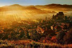 Satul Biertan - © foto: Nicu Hoandra