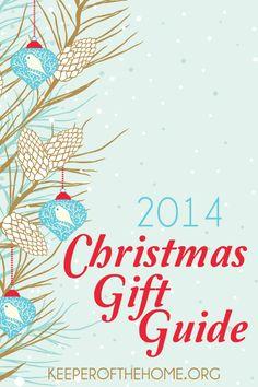 2014 Christmas Gift Guide!