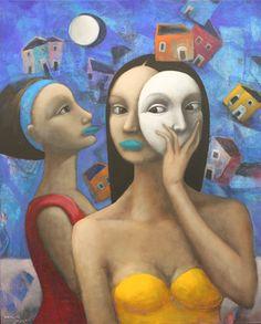 Mascarade by Hector Acevedo