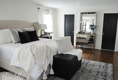 Dear Lillie: Our Master Bedroom with Some Updates