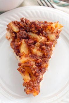 Pineapple Pecan Coffee Cake | Bunny's Warm Oven