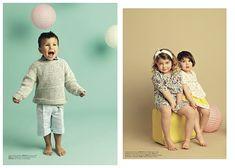 Julia Boggio children fashion photography at her Wimbledon-based studio