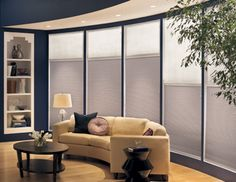Day and Night cellular shades give you an option for more light during the day and more privacy duri. Bali Blinds, Home Cooler, Blackout Shades, Honeycomb Shades, Shades Blinds, Privacy Shades, Cellular Shades, Custom Blinds, Nursery Curtains