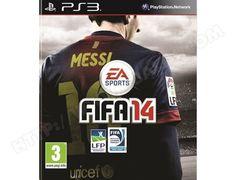 Jeu PS3 ELECTRONIC ARTS FIFA 14