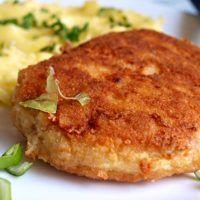 Recept : Holandský řízek s bramborovou kaší | ReceptyOnLine.cz - kuchařka, recepty a inspirace