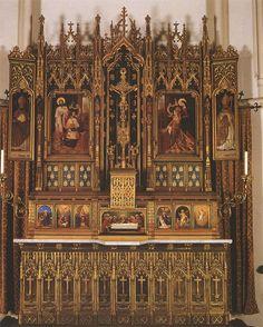 Resultado de imagen para Pugin's altar