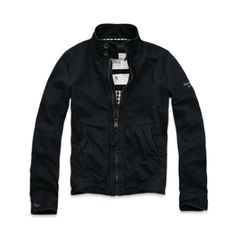 Abercrombie & Fitch - Shop Official Site - Mens - Outerwear - Rollins Pond