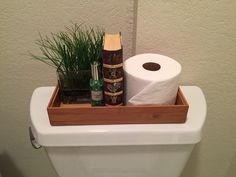 30 Awesome Toilet Tank Decor No Really Images In 2019