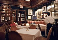 Ralph Lauren Calls All Foodies and Fashionistas from Chicago to Paris Restaurant Concept, Restaurant New York, Restaurant Design, American Restaurant, Commercial Design, Commercial Interiors, Office Color Schemes, Luxury Interior, Interior Design