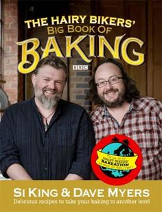 Buy The Hairy Bikers' Big Book of Baking by Hairy Bikers at Mighty Ape NZ. With their irrepressible enthusiasm for great food, Si King and Dave Myers AKA the Hairy Bikers travel the length and breadth of Europe to discover th. Hairy Bikers, A Dance With Dragons, Gay, Diet Books, What To Read, Book Photography, Along The Way, Free Ebooks, Nonfiction