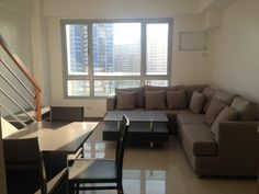 Sunshine 100 is a furnished condo in Mandaluyong for as low as per month… Condominium, Sunshine, Real Estate, Houses, Couch, Furniture, Home Decor, Homes, Settee