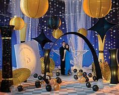 A night to remember dance theme | Dance the Night Away with a Twilight Memories Prom