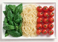 Basilico, Spaghetti e Pomodori!