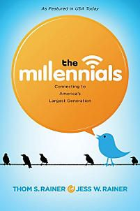 """Dr. Thom Ranier was our guest, along with Clinton Faupel, on April 17- discussing the milennial generation and Thom Ranier and Jess Ranier's book """"The Milennials."""" - excellent program - need to listen again!"""