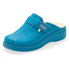 Footwear for Nurses Zueco Sanitario Master Plus Turquesa
