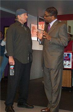 Joe Zawinul and Herbie Hancock