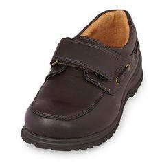 Boys Boys Uniform Rsvp Shoe - Brown - The Children's Place