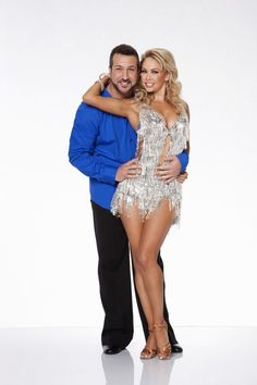 Joey Fatone & Kym Johnson.