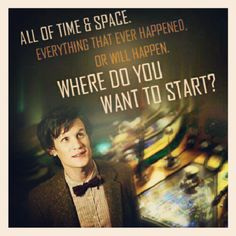 Doctor Who, Series 5 (31)- The Eleventh Hour.