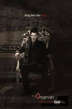 Klaus is king :) - The Originals